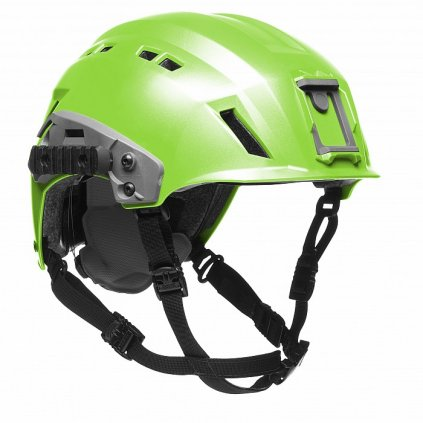 Helma Team Wendy EXFIL SAR Tactical Hi-Viz Green