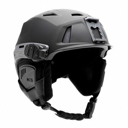 Lyžařská Helma Team Wendy M-216 Ski Search And Rescue Helmet Černá