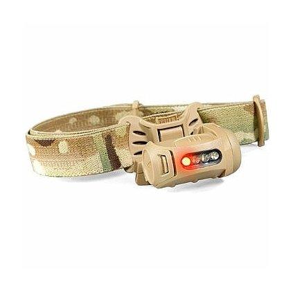Čelovka Princeton Tec FRED Tactical MPLS Multicam