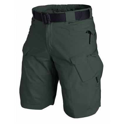 Kraťasy Helikon UTL Urban Tactical Shorts Jungle Green