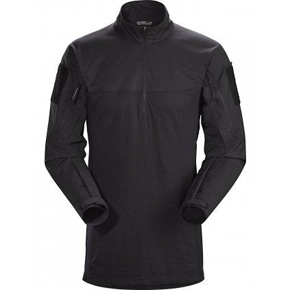 Bojové Triko Arc'teryx LEAF Assault Shirt AR Černé