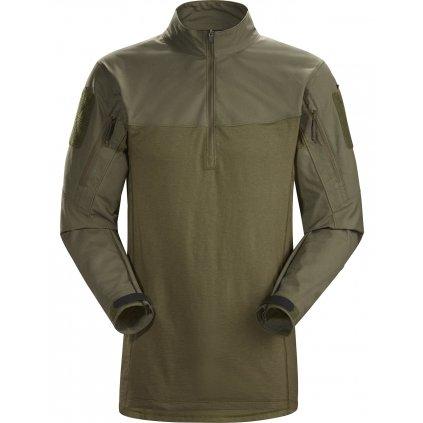 Bojové Triko Arc'teryx LEAF Assault Shirt AR Ranger Green