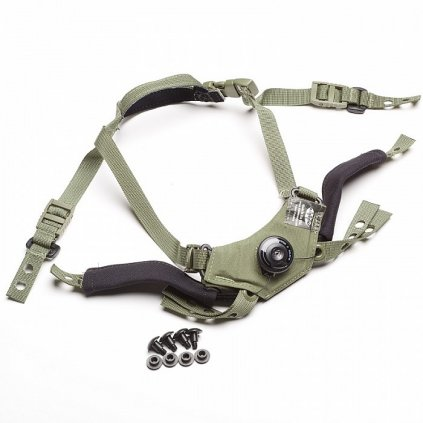 Team Wendy CAM FIT Retention System Foliage Green