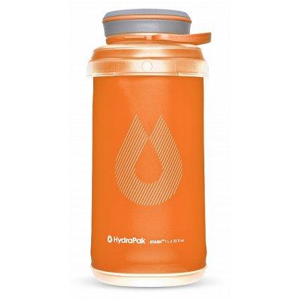 Skládací Láhev Hydrapak Stash 1L Mojave Oranžová