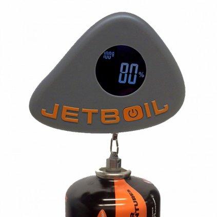 Digitální váha na plynové kartuše JetBoil Jetgauge