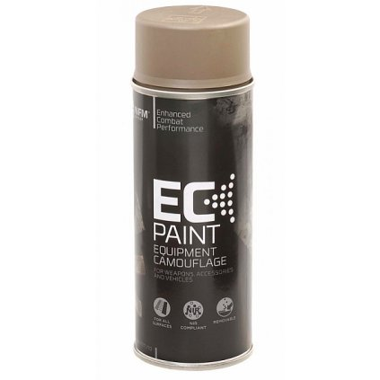 Maskovací barva ve spreji NFM EC Paint Coyote Brown