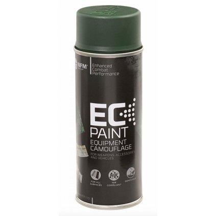 Maskovací barva ve spreji NFM EC Paint Forest Green