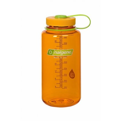 Láhev Nalgene Wide Mouth 1000 ml Clementine