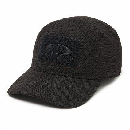 Kšiltovka Oakley SI Cap Černá