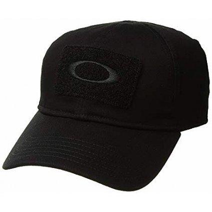 Kšiltovka Oakley SI Cotton Cap Černá