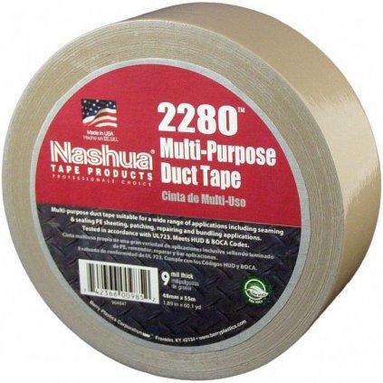 Lepící páska Duct Tape US Originál Tan