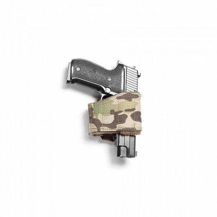 Univerzální pistolové pouzdro Warrior UPH Multicam