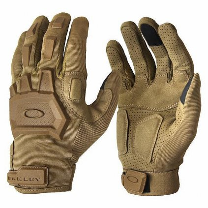 Rukavice Oakley Flexion T Coyote Brown