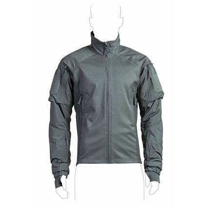UF PRO Delta AcE Plus Gen. 2 Tactical Jacket Steel Grey