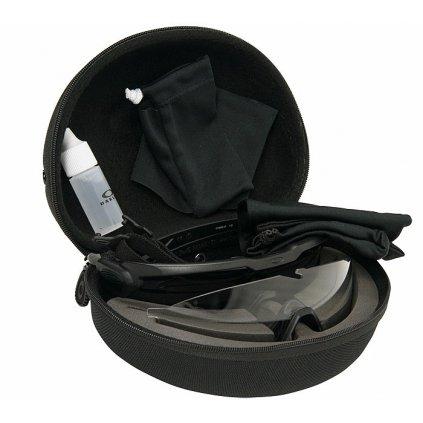 Střelecké Brýle Oakley SI M-Frame Alpha Array Matte Black