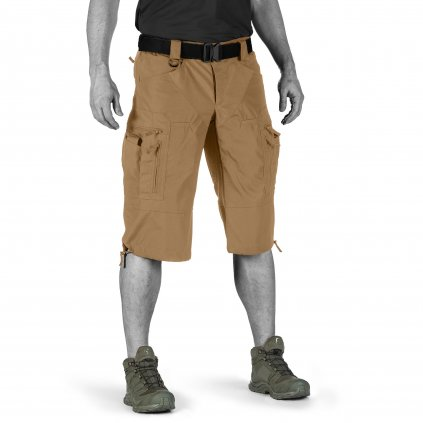 Kraťasy UF PRO P-40 Tactical Shorts Kangaroo / Coyote Brown