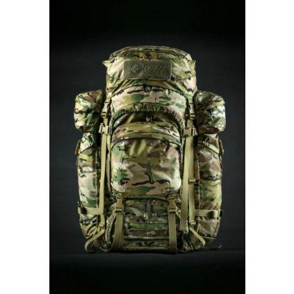 Hlídkový batoh CZ 4M EXPEDITION 60 (85) Multicam
