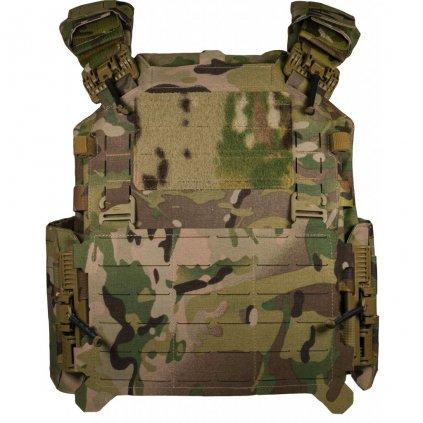 Nosič Plátů Combat Systems Sentinel 2.0 Multicam