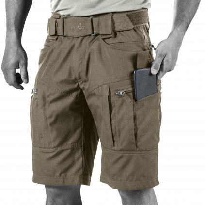 P 40 Gen2 Tactical shorts brown grey 0349
