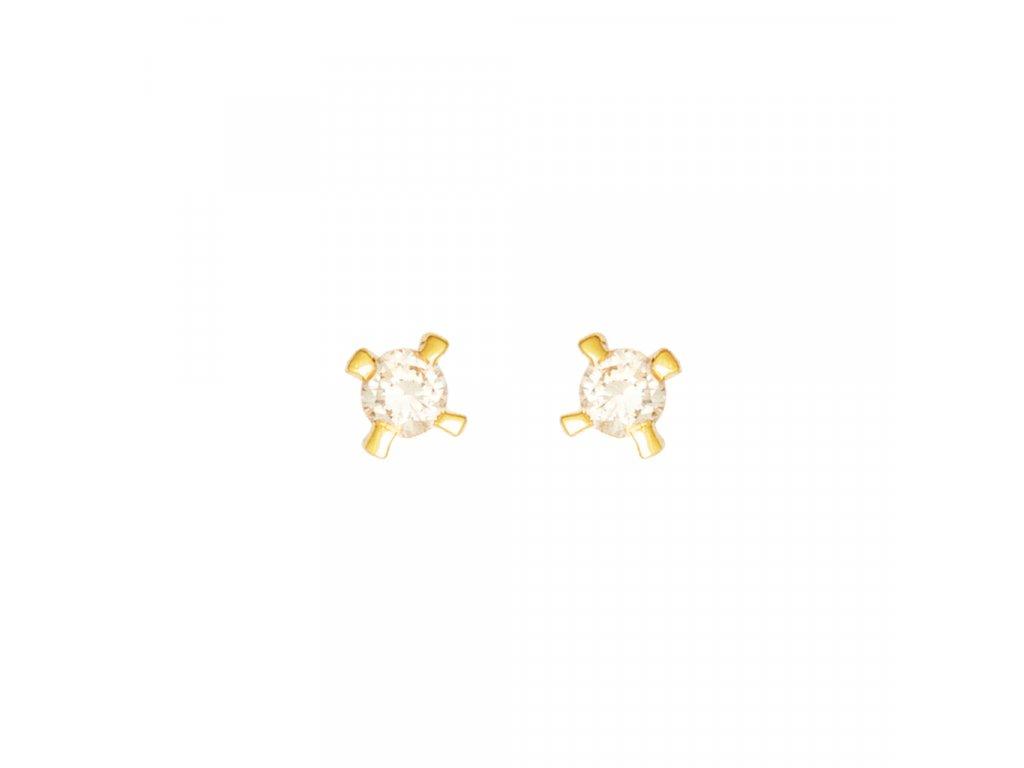 briliantove-nausnice-ze-zluteho-zlata