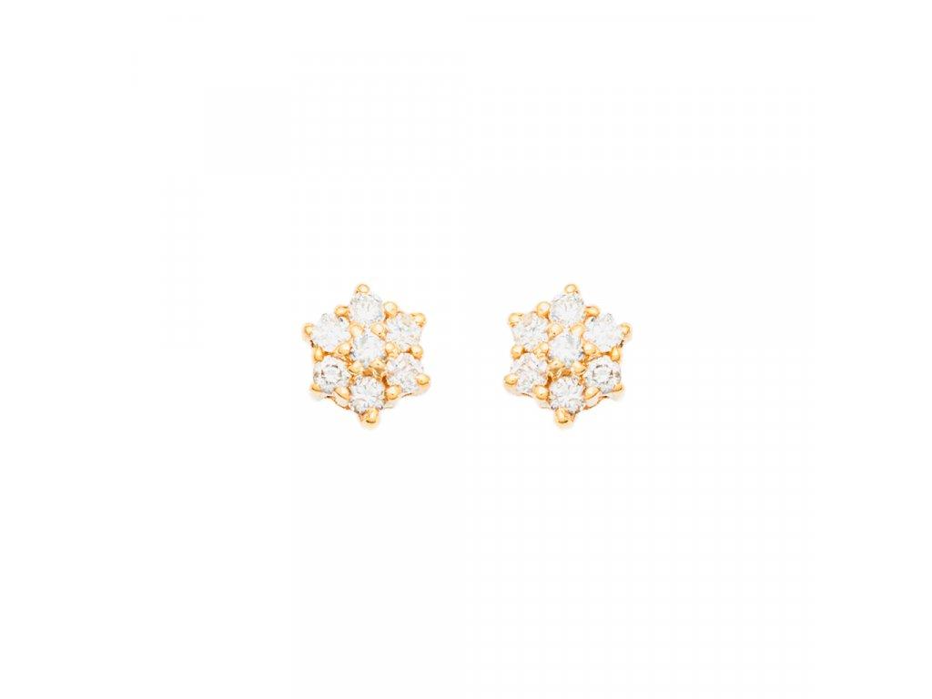 diamantove-nausnice-ze-zluteho-zlata