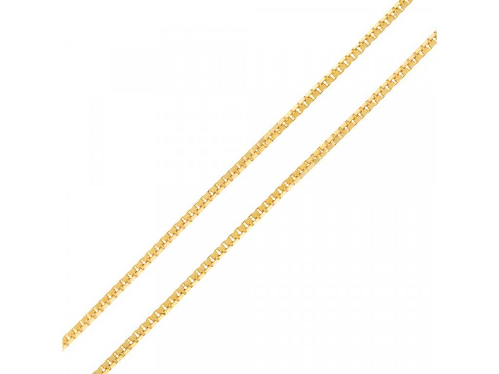 retizek-kostka-ze-zluteho-zlata-50-cm