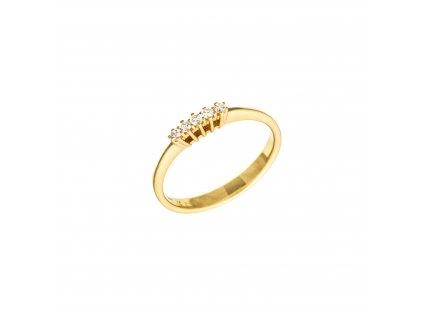 diamantovy-prsten-ze-zluteho-zlata