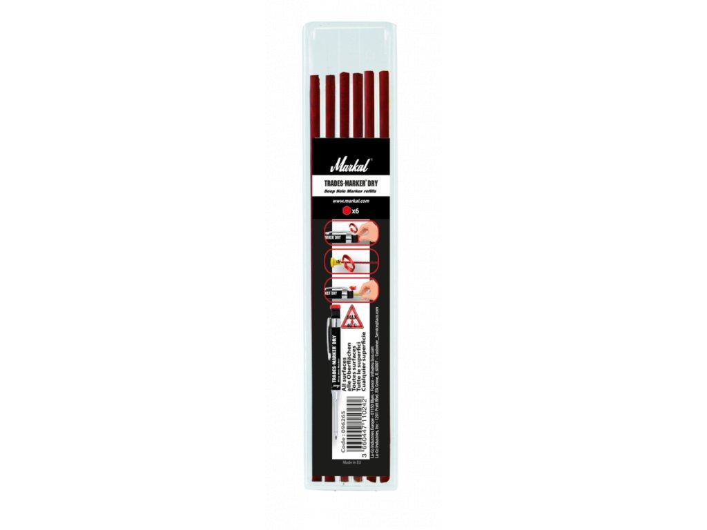 96265 Trades Marker Dry Refills red web 150x@2x