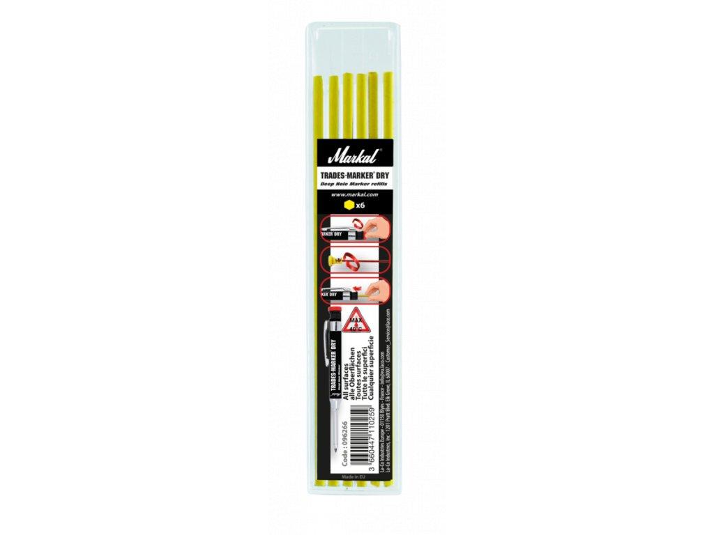 96266 Trades Marker Dry Refills Yellow web 150x@2x