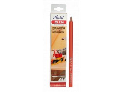 CARPENTER PENCIL ZS124 - BOX 12