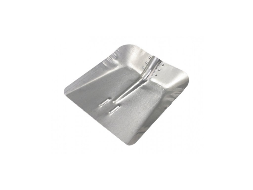 Lopata rovná velká hliníková bez násady
