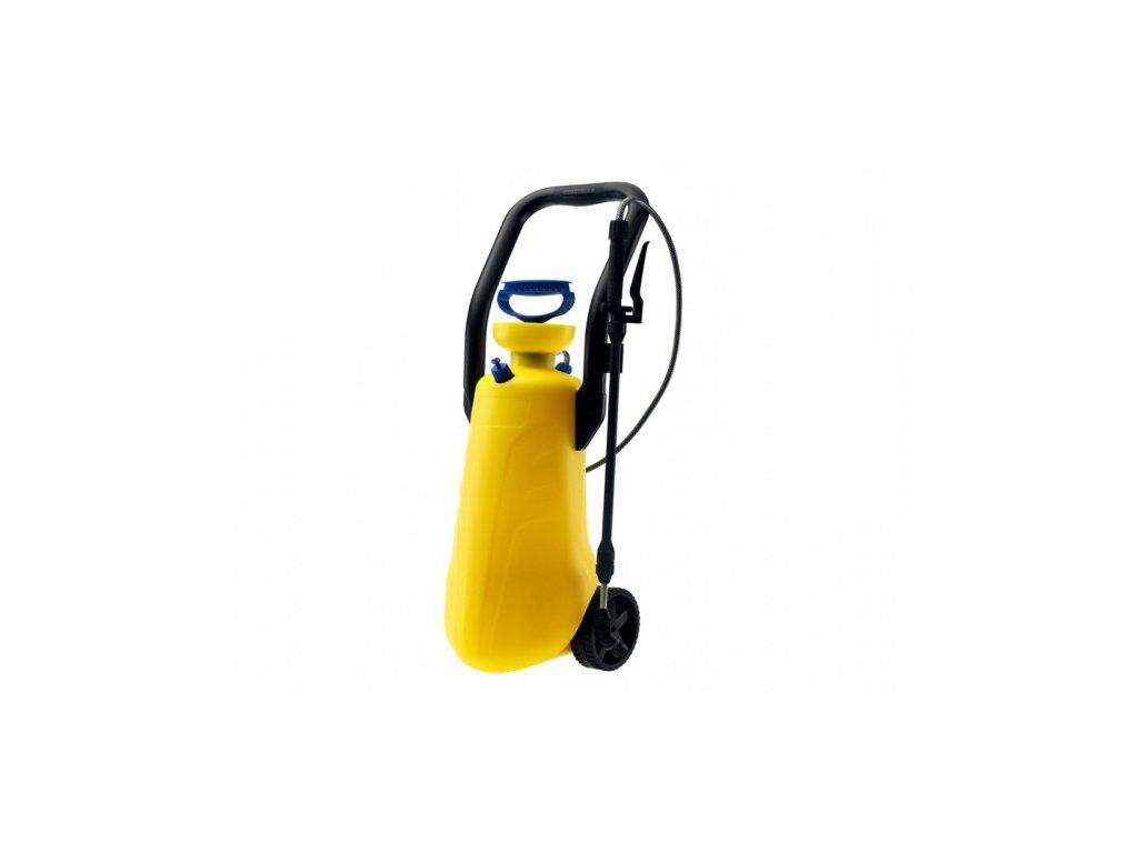 Postřikovač CARRY tlakový mobilní 15l