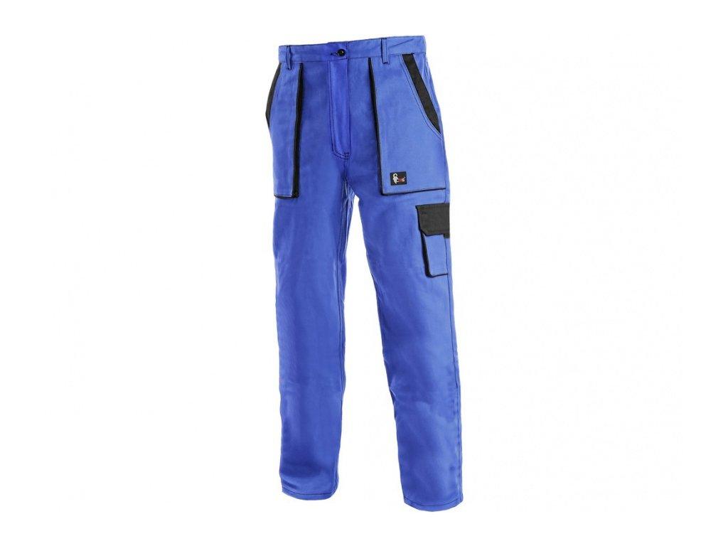 Dámské kalhoty CXS LUXY ELENA, modro-černé