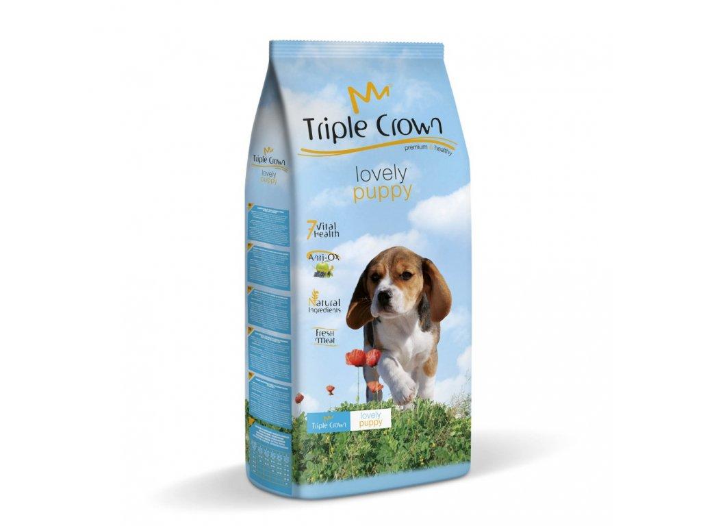TRIPLE CROWN LOVELY PUPPY DOG 3kg-10374-Z