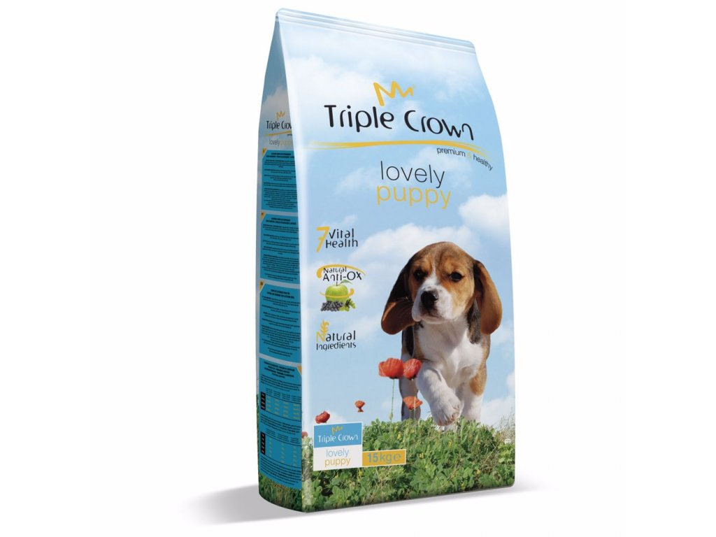 TRIPLE CROWN LOVELY PUPPY DOG 15kg-10394-Z