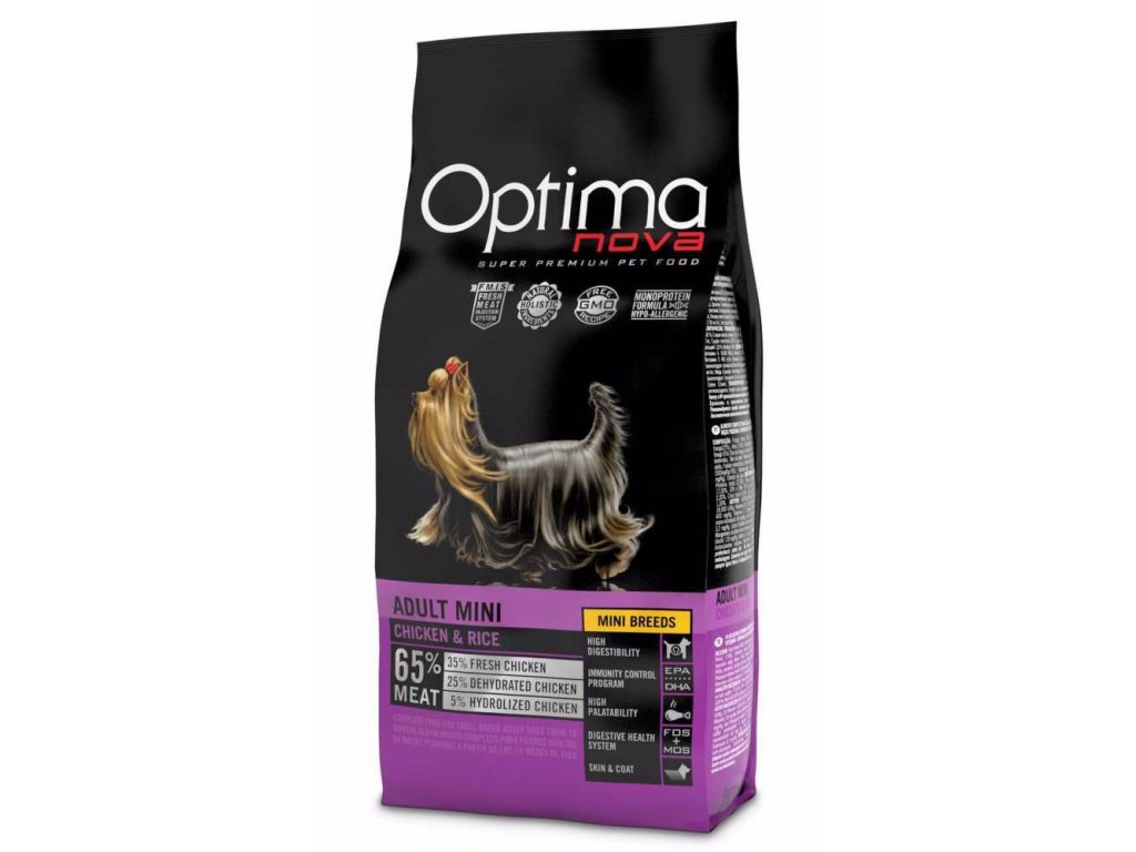 OPTIMAnova dog ADULT MINI 12kg-11077