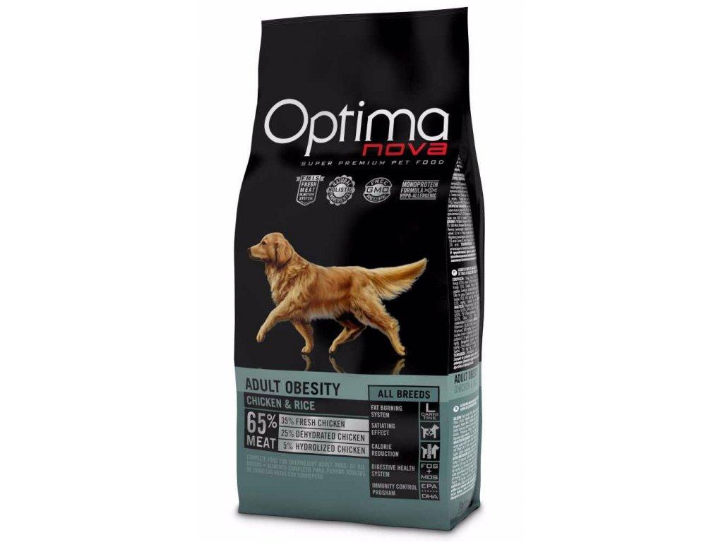 OPTIMAnova dog OBESITY 12kg-11099