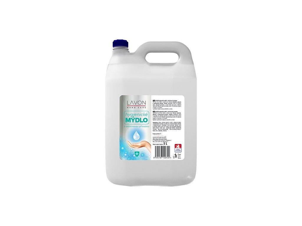 lavon antibakteriální 5l