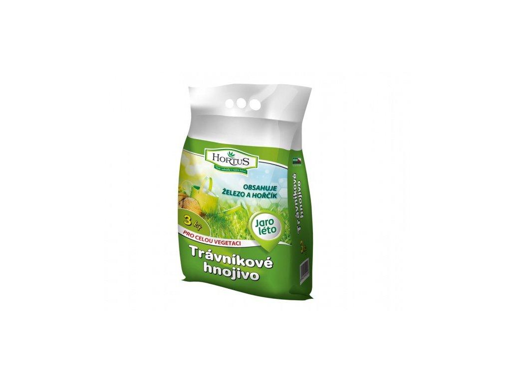 Hnojivo HORTUS na trávník 3kg