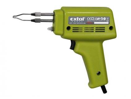 EXTOL CRAFT 9920 - pistole pájecí transformátorová, 100W