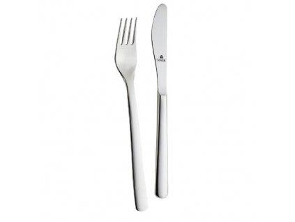 6016 vidlička moučník s nož. BS    (4ks)