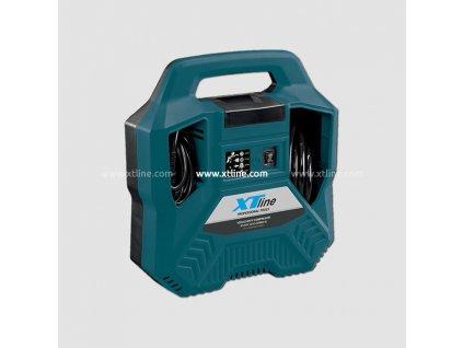 XTline Kompresor bezolejový 1,1kW 8bar