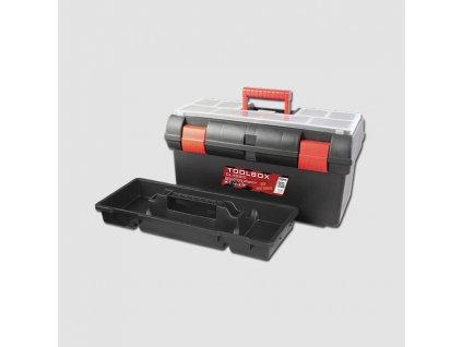 Box plastový s organizérem STUFF Semi Profi 510x255x265mm ( P90070 )