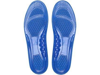 Vložky do obuvi Active gel, šedé