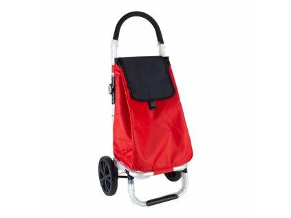 taška nákupní SYDNEY 40l, nosnost 30 kg VÍN/ČER
