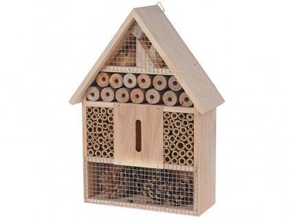Hmyzí hotel 30x24,3x9,2cm dřevěný