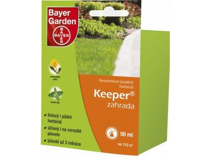 Keeper Zahrada 1+1 (50 + 50 ml)