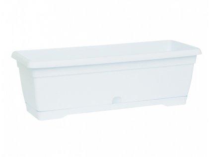 Truhlík samozavlažovací MINISIMILCOTTO DEKOR plastový 25cm