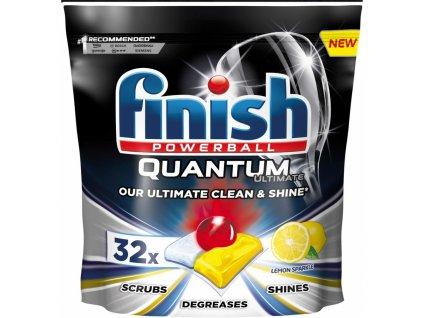 750059 finish tablety quantum ultimate lemon 32ks