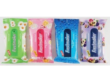 Freshmaker ubrousky vlhčené kosmetické dětské 15 ks